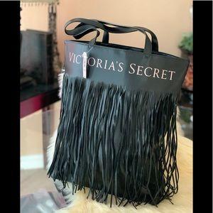 Victoria's Secret Fringe  Tote Bag